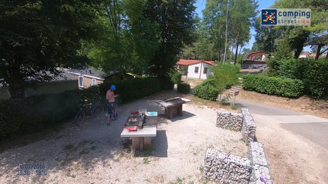 Camping-le-Moulin Patornay Bourgogne-Franche-Comte France