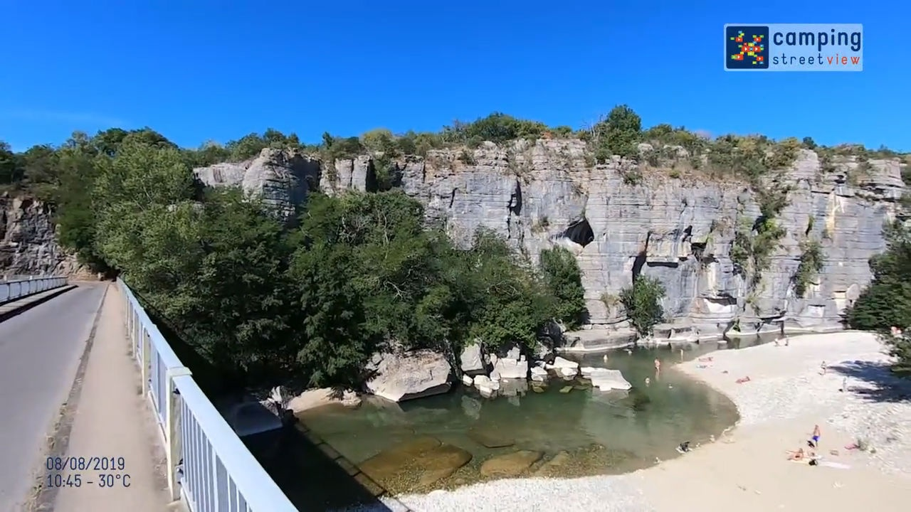 Camping-de-Peyroche Ruoms Auvergne-Rhone-Alpes France